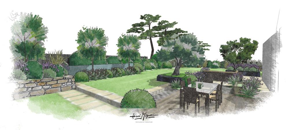 paysagiste-sous-les-pins-Erdeven